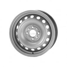 Диск 5,5Jх14 Н2 4/98 D58.6 ET35 ВАЗ 2110-2112 (ТЗСК) метал(3101015-05) серебро