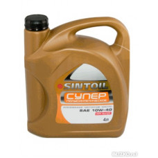 Масло моторное Sintoil/Sintec Супер SAE 10W40 4L