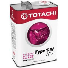 Жидкость для АКПП (гидромасло) TOTACHI ATF TYPE T-IV 4L