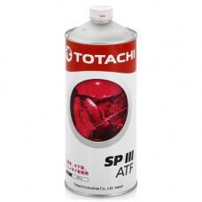 Жидкость для АКПП (гидромасло) TOTACHI ATF SPIII 1L