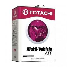 Жидкость для АКПП (гидромасло) TOTACHI ATF MULTI-VEHICLE 4L
