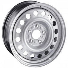 Диск Trebl Х40021 6х15 4/98 ЕТ35 D58,6 Silver (ВАЗ)