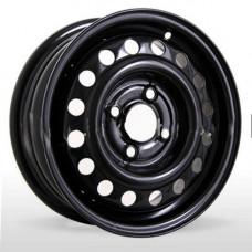 Диск 6,5Jх16Н2 5/105 ET39 D56,6 (ТЗСК) Chevrolet Cruze/Opel Astra чёрный