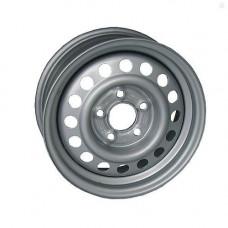 Диск 6,0Jх15Н2 5/105 ET39 D56,6 (ТЗСК) Chevrolet Aveo чёрный
