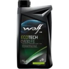 Масло моторное WOLF ECOTECH SAE 0W30 FE 1L (8309205)