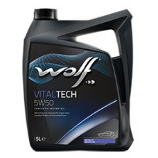 Масло моторное WOLF VITALTECH SAE 5W50 1L (8314629)