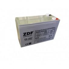 АКБ ZDF TB 1207 AGM (12В,  7Ач) тяговая