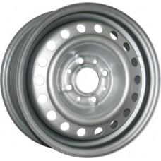 Диск Trebl 8055 T 6,0 R15  4/108 ЕТ23 d65,1 Silver