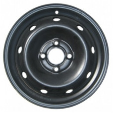 Диск 5,5Jх14 Н2 (14 4/100 ET43 d60) Renault Logan  Кременчуг чёрный