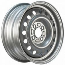 Диск  Trebl Х40031 6,5х16 4/108  ЕТ37,5 D63,3 Silver Ford Ecosport