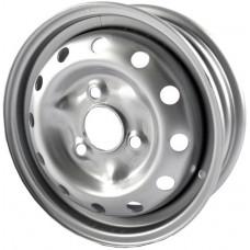 Диск Mefro (Accuride) 4Jх12  ЕТ40  3/98 D60 Ока Тольятти серебр.