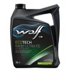 Масло моторное WOLF OFFICIALTECH SAE 5W30 LL III 4L (8307515)