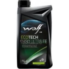 Масло моторное WOLF ECOTECH SAE 5W30 ULTRA FE 1L (8311598)