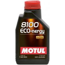 Масло моторное MOTUL 8100 Eco-nergy SAE 0W30 1L (№102793)