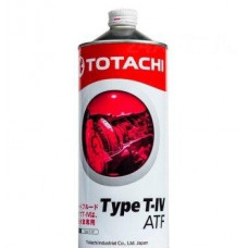 Жидкость для АКПП (гидромасло) TOTACHI ATF TYPE T-IV 1L