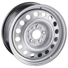 Eurodisk 6,0J*14 5/100 ET37 d57,1 ( 63H37D)Silver