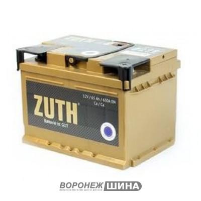 АКБ 6СТ-50о/п  ZUTH GOLD 55B24L  ASIA