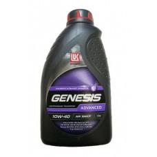 Масло моторное Лукойл Genesis Advanced/UNIVERSAL SAE 10W40 SN/CF 1L