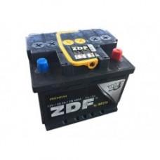 АКБ 6СТ-50п/п  ZDF Premium кубик (низкий) (480A)