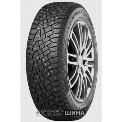 215/60R16 CONTINENTAL ContiIceContact 2 шип