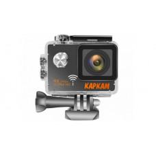 Видеорегистратор+Экшн-камера Каркам 4K (Ambarella)