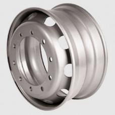 Диск ASTERRO 11,75x22,5 M22 10/335/281/120 (22115В) серебро (усиленный)