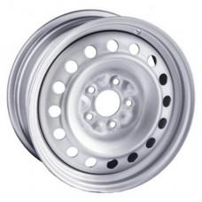 Диск 6,5Jх16Н2 5/114,3 ET40 D66,1 (ТЗСК) Nissan Qashgai серебро