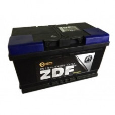 АКБ 6СТ-85о/п  ZDF Premium (низкий)(830A)