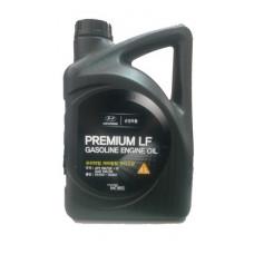 Масло моторное Hyundai Premium LF Gasoline SAE 5W20 4L (№0510000451)
