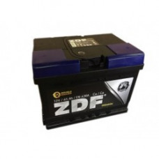 АКБ 6СТ-61о/п  ZDF Premium (низкий)(EUROPE)(610A)(60)