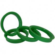 Кольцо 67,1х60,1 (адаптер) зелёное