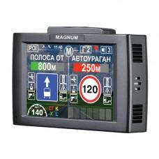 Видеорегистратор с радар-детектором  Combo INTEGO MAGNUM