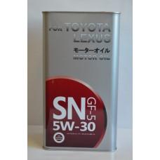 Масло моторное Fanfaro for Toyota Lexus 5W30 SN 1L (№ FF 6708)