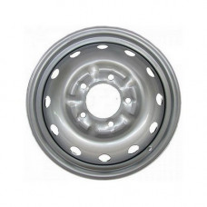 Диск 6,5Jх16 5/139,7 ET40 D98,5  (ТЗСК) Lada 2121 4x4 Urban серебро