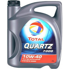 Масло моторное Total Quartz Diesel 7000 SAE 10W40 4L