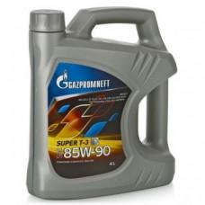 Масло трансмиссионное Газпромнефть Super T-3 85W90 GL-5 4L