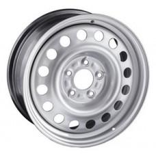 Диск Trebl X40033 450 6*16 4/100 ET50 D60,1 Silver Vesta
