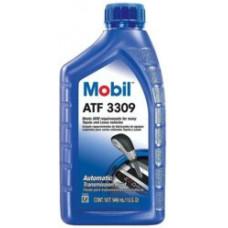 Масло трансмиссионное Mobil ATF 3309 красное 1L (№153519)