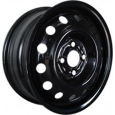 Диск SDT U3355  6,0х15 5/112 ET43 D57,1 Black VW