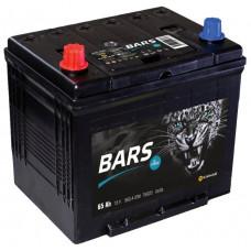 АКБ 6СТ-65п/п АПЗ BARS ASIA (75D23R)