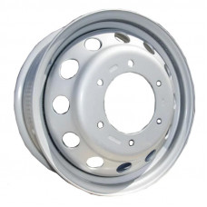 Диск Mefro (Accuride) 6.0*16 6/180 ET109.5 D138.8 Silver Ford Transit