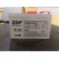АКБ Мото ZDF 1230.1  Dry charged (обратная)+электролит   (53030)