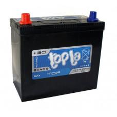 АКБ 6СТ-45о/п TOPLA TOP ASIA 44B19L(400A)