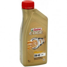 Масло моторное Castrol Edge SAE 0W40 Titanium 1L (№156E8B)