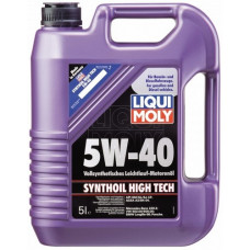 Liqui Moly 1915 масло моторное Syntoil High Tech SAE 5W40 4L