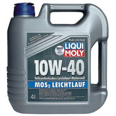 Liqui Moly 1917 масло моторное Super HD Motor Oil MOS2 SAE 10W40 4L