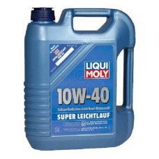 Liqui Moly 1916 масло моторное Super Leichtlauf SAE 10W40 4L