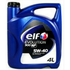 Масло моторное ELF Evolution 900 NF SAE 5W40 4L