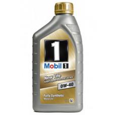 Масло моторное Mobil 1 FS SAE 0W40 1L (№153691)