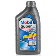 Масло моторное Mobil 1 Super 2000 X1 SAE 10W40 1L (№152569)